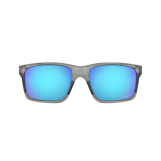 OAKLEY Main link XL Sunglasses - Grey Ink with PRIZM Sapphire, , rebel_hi-res