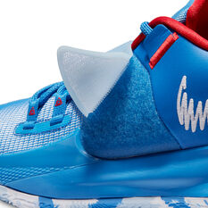 Nike Kyrie Low 3 Mens Basketball Shoes, Blue/White, rebel_hi-res
