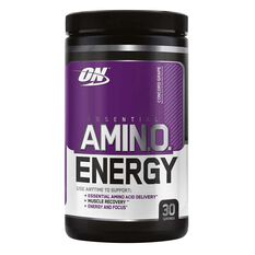 Optimim Nutrition Amino Energy Grape 30 Serves, , rebel_hi-res