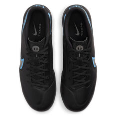 Nike Tiempo Legend 9 Academy Touch and Turf Boots, Black/Grey, rebel_hi-res