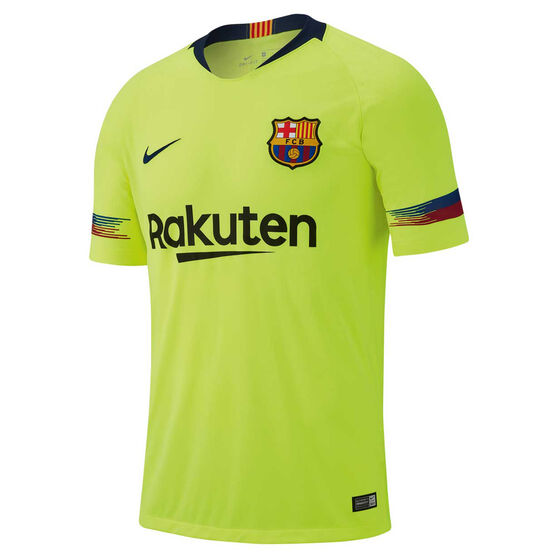 FC Barcelona 2018/19 Mens Away Football Jersey, , rebel_hi-res