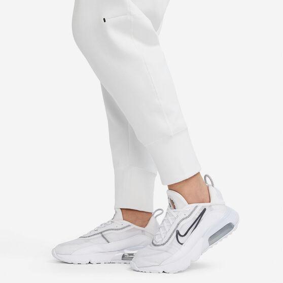 Nike Womens Sportswear Tech Fleece Pants White L, White, rebel_hi-res
