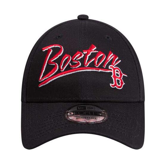 Boston Red Sox 2019 New Era 9FORTY Retro Script Cap, , rebel_hi-res