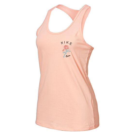 Nike Womens Sportswear Art Tank, Pink, rebel_hi-res