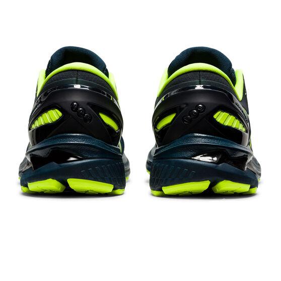 Asics GEL Kayano 27 Lite Show Mens Running Shoes, Blue/Silver, rebel_hi-res