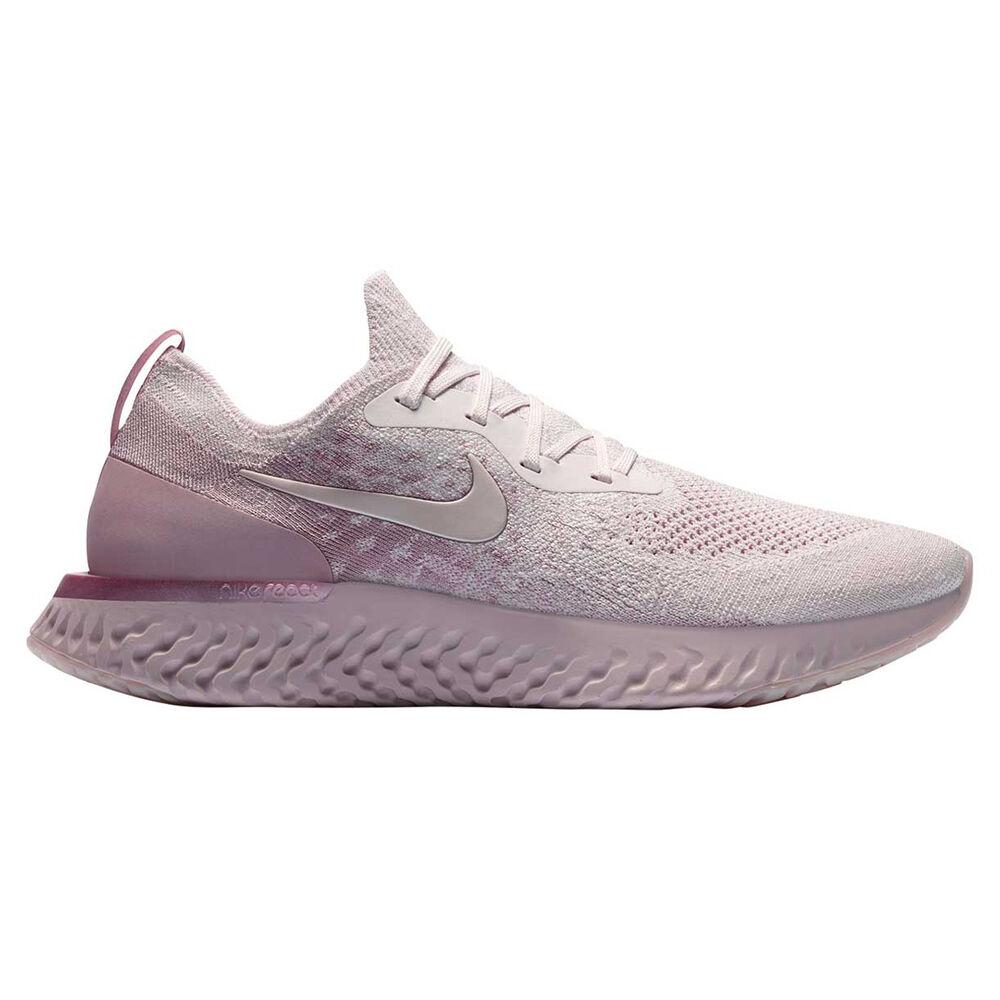e103b377e62 Nike Epic React Flyknit Mens Running Shoes Pink US 11