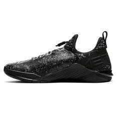 Nike Metcon Flyknit 4 Womens Training Shoes Black / White US 6.5, Black / White, rebel_hi-res