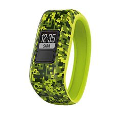 Garmin Vivofit Jr Fitness Band Digi Camo, , rebel_hi-res