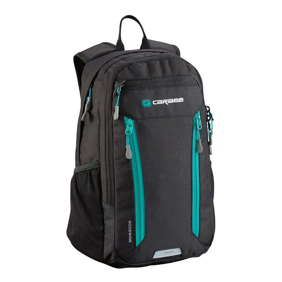 Caribee Hoodwink Backpack Black, , rebel_hi-res