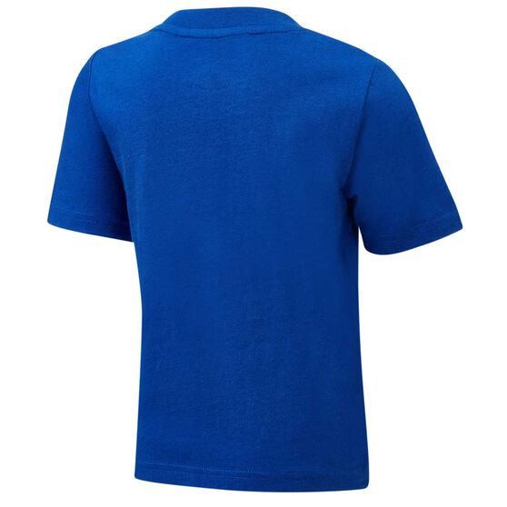 LA Dodgers Short Sleeve Cotton Tee Blue / White M, Blue / White, rebel_hi-res