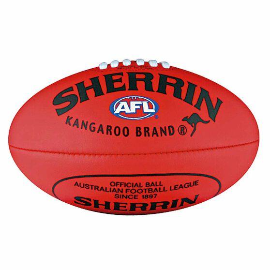 Sherrin Soft Touch Youth Australian Rules Ball, , rebel_hi-res