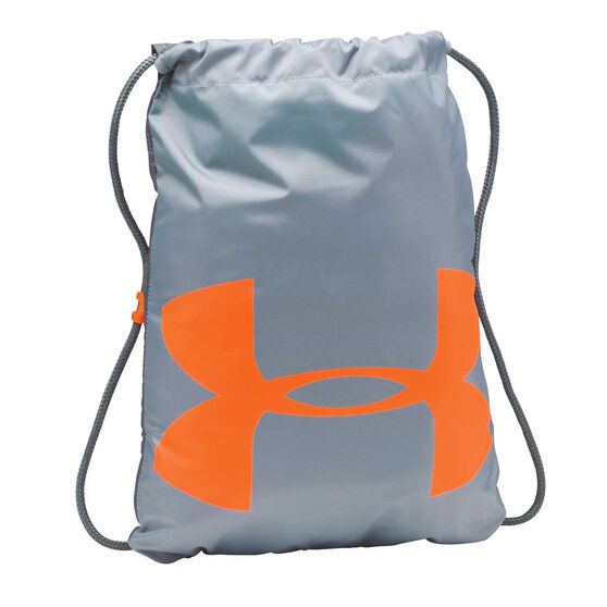 Under Armour Ozsee Sackpack Steel, , rebel_hi-res