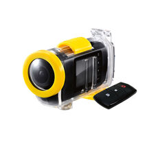 Braun Sixzero Ultimate Action Camera Black, , rebel_hi-res