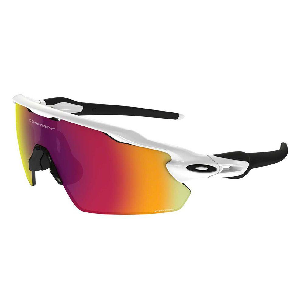 33e887f097 Oakley Radar EV Path Prizm Cricket Sunglasses Polished White   Prizm Cricket