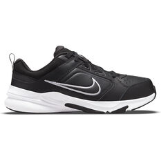 Nike Defy All Day 4E Mens Training Shoes Black US 7, Black, rebel_hi-res