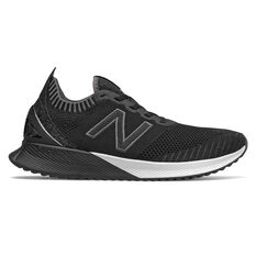 New Balance Echo Mens Running Shoes Black / White US 7, Black / White, rebel_hi-res