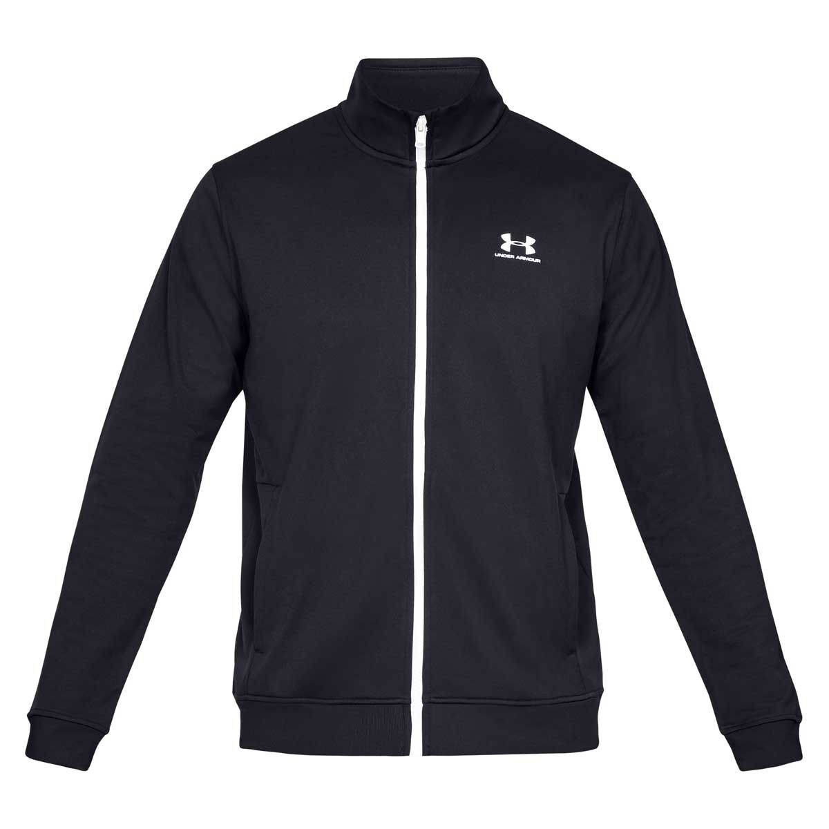Reebok Boys Ultimate Tricot Tech Fleece Zip Up Jacket