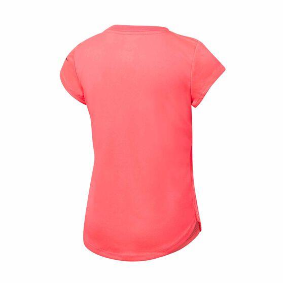 Nike Girls Tie Dye Split Swoosh Tee, Pink, rebel_hi-res