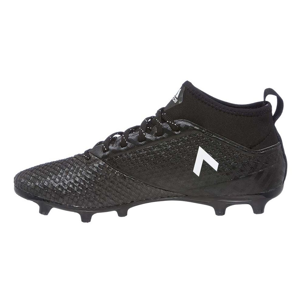 05a379a70558 adidas ACE 17.3 Primemesh Mens Football Boots Black   White US 8 Adult