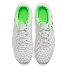 Nike Tiempo Legend VIII Club Football Boots, White, rebel_hi-res