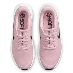 Nike Star Runner 3 Kids Running Shoes, Pink/Black, rebel_hi-res
