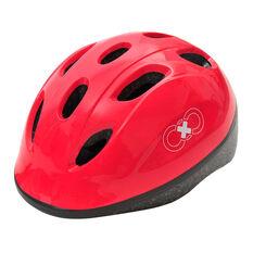 Goldcross Kids Pioneer Bike Helmet Red 47 - 53cm, Red, rebel_hi-res