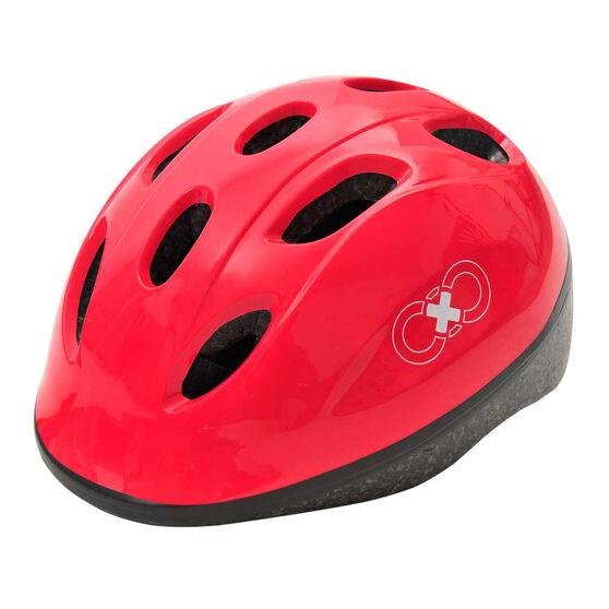 Goldcross Kids Pioneer Bike Helmet, Red, rebel_hi-res