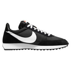 Nike Air Tailwind 79 Mens Casual Shoes Black/White US 7, Black/White, rebel_hi-res