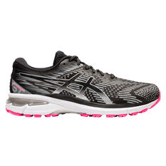 Asics GT 2000 8 Lite Show Womens Running Shoes Grey / Silver US 6, Grey / Silver, rebel_hi-res