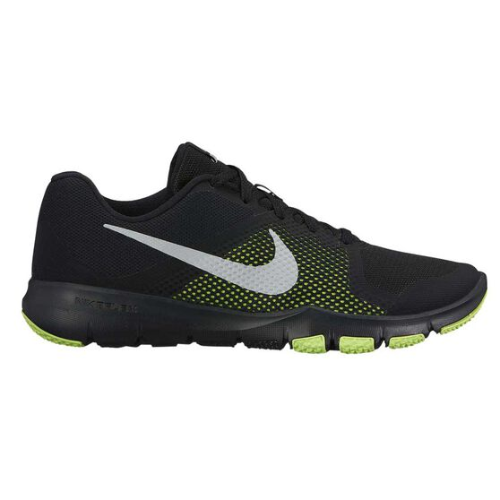 61530c8a9d37 Nike Flex Control Mens Training Shoes Black   Silver US 7