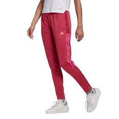 adidas Womens Tiro 21 Trackpants Pink XS, Pink, rebel_hi-res