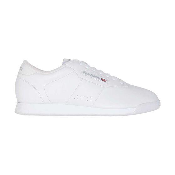 77d2697b656d2 Reebok Princess Womens Walking Shoes White US 11