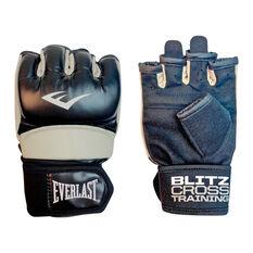 Everlast Blitz Cross Training Gloves Black M, Black, rebel_hi-res