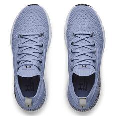 Under Armour HOVR Phantom 2 Womens Running Shoes, Blue/Grey, rebel_hi-res