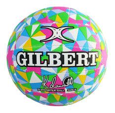 Kim Ravaillion Signature Gilbert Netball Multi 5, , rebel_hi-res