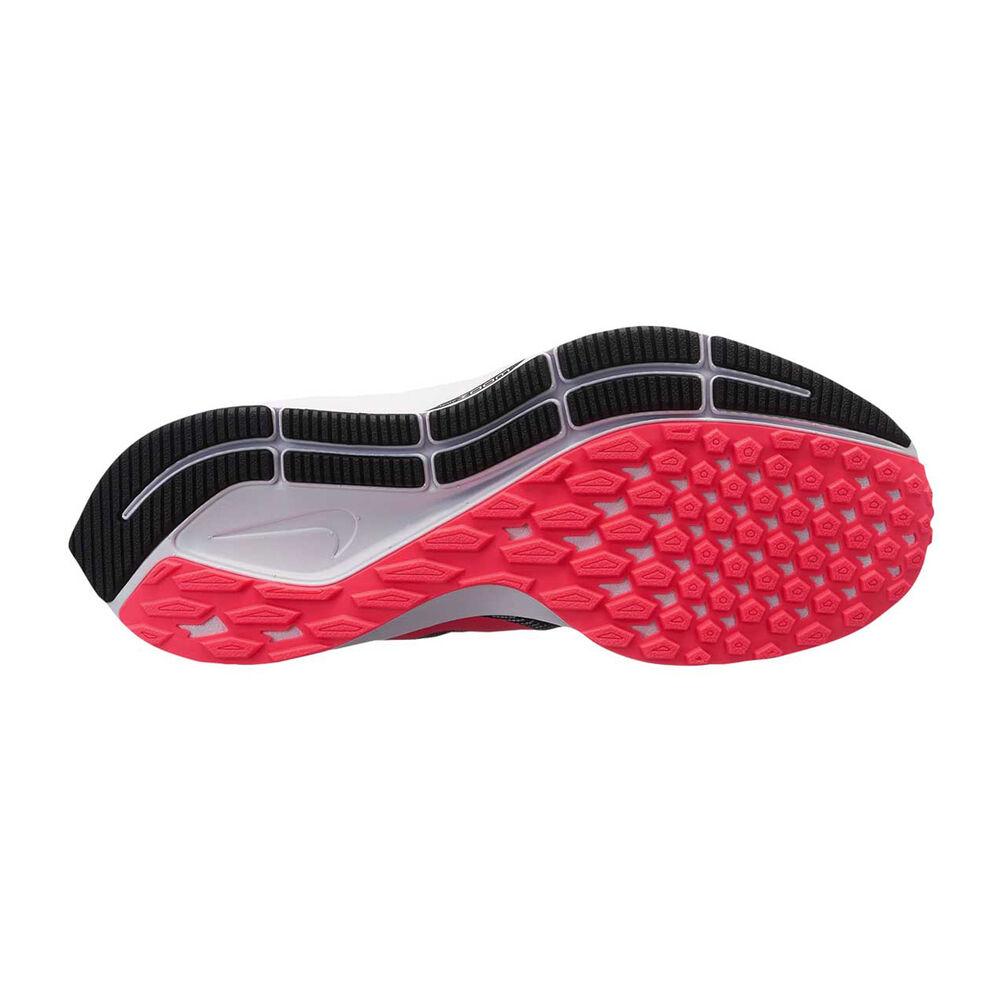 cf894e47fc9 Nike Air Zoom Pegasus 35 Girls Running Shoes Black   Pink US 1 ...
