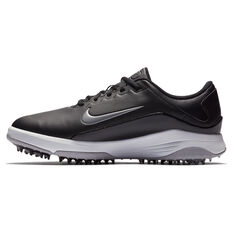 Nike Vapor Mens Golf Shoes Black/Grey US 8, Black/Grey, rebel_hi-res