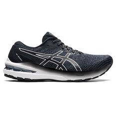 Asics GT 2000 10 Womens Running Shoes Black/White US 6, Black/White, rebel_hi-res