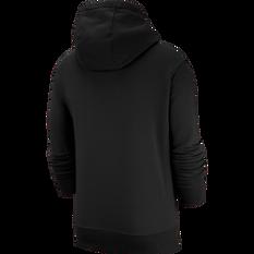 Nike Mens Sportswear JDI Full-Zip Hoodie Black S, Black, rebel_hi-res