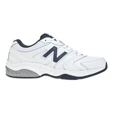 New Balance MX624WN V4 4E Mens Cross Training Shoes White / Navy US 7, White / Navy, rebel_hi-res