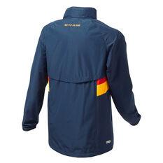 Adelaide Crows 2020 Mens Wet Weather Jacket Navy S, Navy, rebel_hi-res