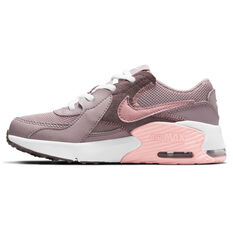 Nike Air Max Excee Kids Casual Shoes Violet/White US 11, Violet/White, rebel_hi-res