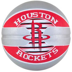 Spalding NBA Team Series Houston Rockets Basketball, , rebel_hi-res