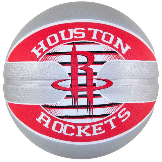 Spalding NBA Team Series Houston Rockets Basketball, , rebel_hi-res