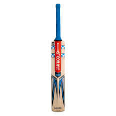 Gray Nicolls MAAX Strike Blue Junior Cricket Bat Blue Youth, Blue, rebel_hi-res