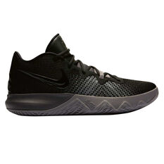 Nike Kyrie Flytrap Mens Basketball Shoes Black US 7, Black, rebel_hi-res