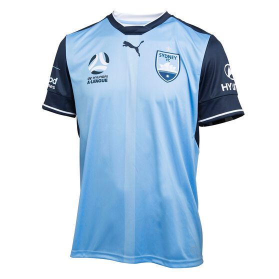 f2e53be5fe3 Sydney FC 2018 Mens Home Jersey