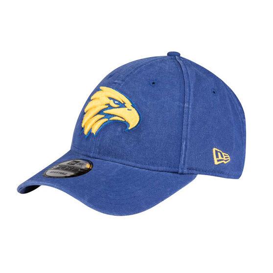 West Coast Eagles New Era 9FORTY Winter Wash Cap  325a90a74594