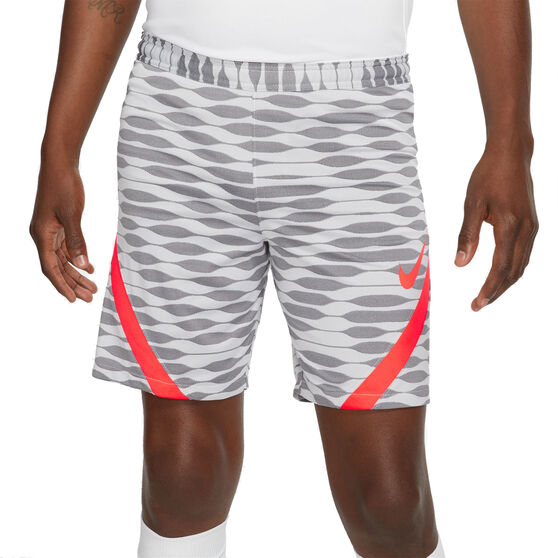 Nike Mens Dri-FIT Strike Soccer Shorts, White, rebel_hi-res