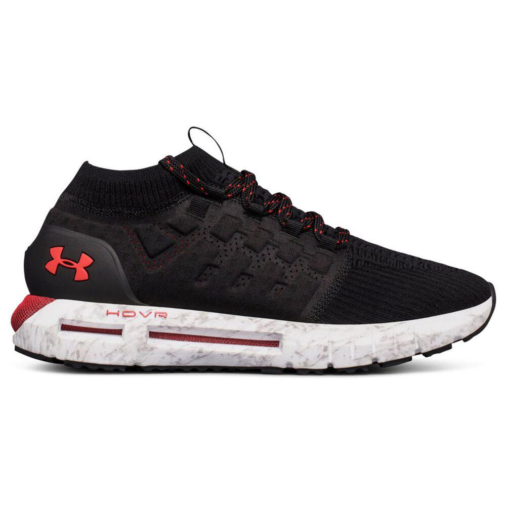 66b904af7 Under Armour HOVR Phantom Mens Running Shoes Black US 10, Black,  rebel_hi-res